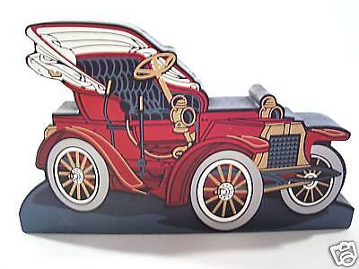 Shelia's Springsdale Car 1904 Classic Collectible