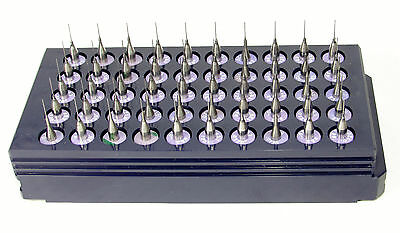 "50 Solid Carbide Drill Bits:      #83   .012""   0.30mm"