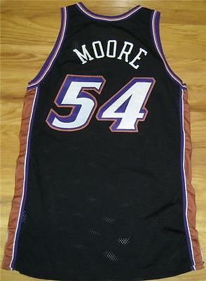 MIKKI MOORE UTAH Jazz Game Used Worn Jersey 50 Celtics -  299.00 ... f6d3ad7f3