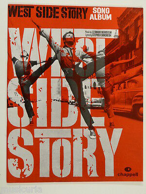WEST SIDE STORY song album