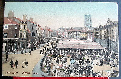 Uk Doncaster  Market Place