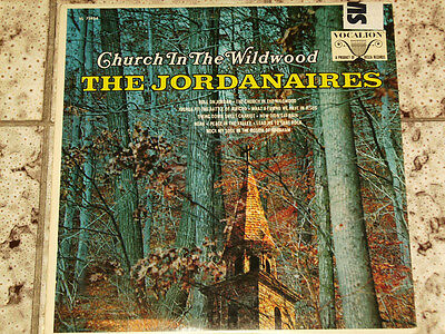 THE JORDANAIRES: Church in the Wildwood (US Vocalion VL 73854 / Mono-Stereo)