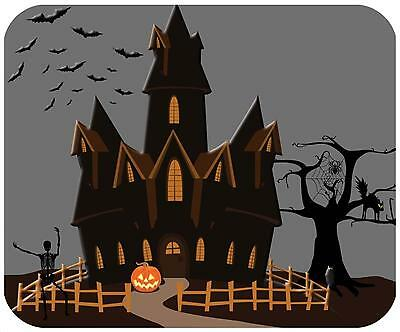 Mouse Pad Custom Thick Mousepad - Halloween