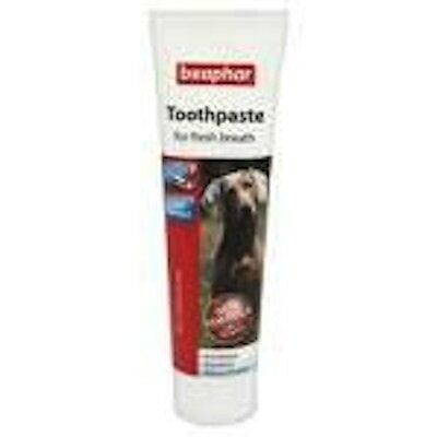 Beaphar Toothpaste for Dogs & Cats Liver Flavour 100g from Melian