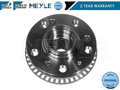 For Audi A3 Tt Roadster 96-06 Front Wheel Hub Meyle Germany Quality Left Right