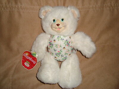 "Fisher Price Briarberry Plush Bear Maggieberry 9.5""Tall"