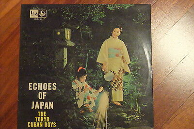 ECHOES OF JAPAN (the tokio cuban boys)stampa Giapponese