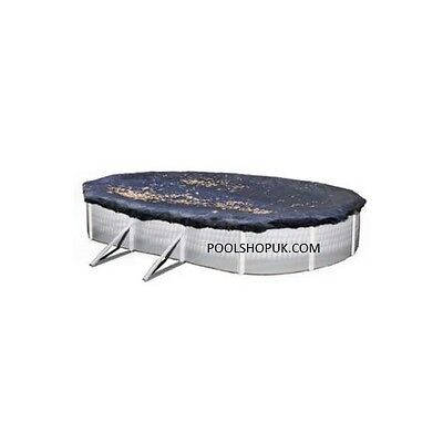 15ft X 30ft Oval Above Ground Pool Winter Debris Cover