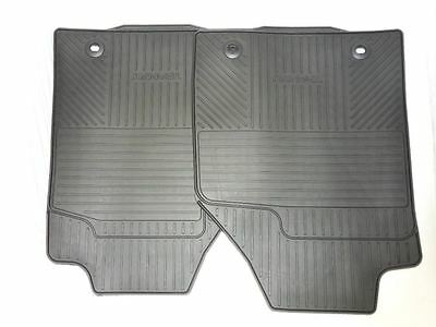 New Genuine Ford Transit Connect 2002-2013 Front Tailored Rubber Floor Mats