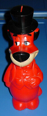 Vintage Knickerbocker Huckleberry Hound Bank  Early 1960's
