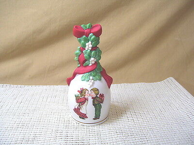 Avon Collectible Bell 1989 Christmas