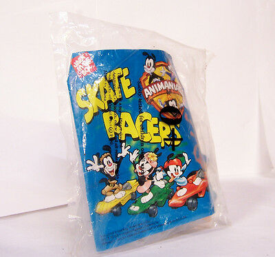 JACK IN THE BOX Kid's Meal The Animaniacs Skate Racers WB 1996 Officer