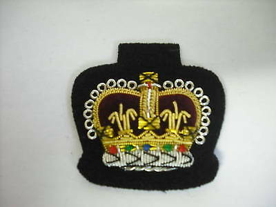 Wo2 Woii  Badge-   Brand New For Mess Dress, Black, Red, Maroon, Aac Blue, Grey