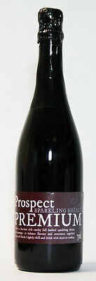 Prospect Wines South Australian Sparkling Shiraz; 1 dozen X 750ml