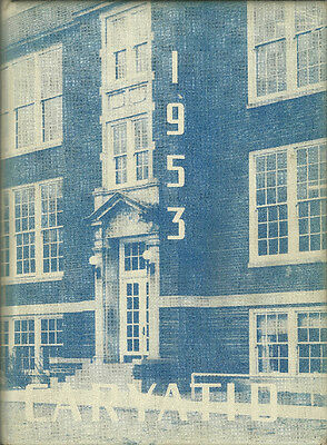 1953 Carey Ohio High School Yearbook