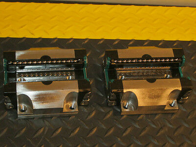 Linear Bearing Blocks BC ON 6.1.25 (Lot of 2)