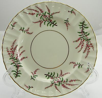 Royal Worcester Dunrobin England Bone China Round Salad Plate 8 Inches