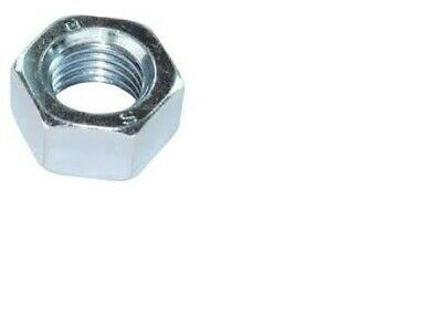 5/16 BSW  Stainless Steel Full Nuts  10 pack