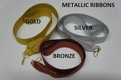 KWIK KLIP COLOURED MEDAL RIBBONS,trophy,award,