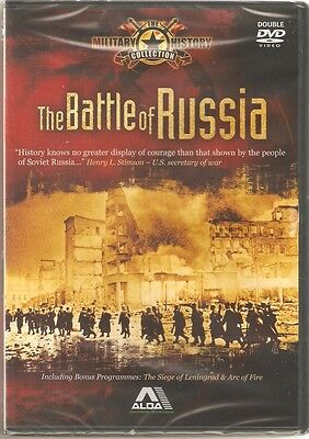 The Battle Of Russia - Military History Collection Dvd