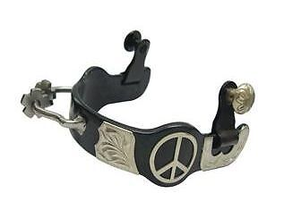 Bumper Spurs Peace Sign