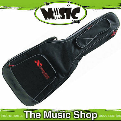 Xtreme Heavy Duty Padded Acoustic Guitar Gig Bag - Western Dreadnought Size Bag