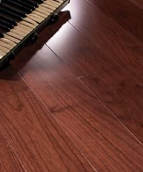 Engineerd Hardwood Flooring  - Black Walnut
