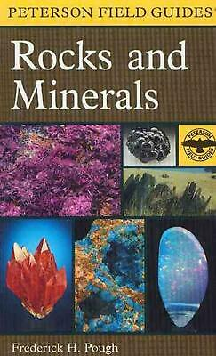 A Field Guide to Rocks and Minerals by Frederick H. Pough (English) Paperback Bo