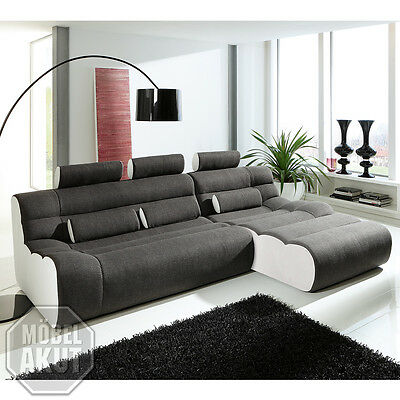 Wohnlandschaft elements bigsofa sofa megasofa in for Wohnlandschaft elemente