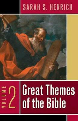 Great Themes of the Bible, Volume 2 by Sarah S. Henrich (English) Paperback Book