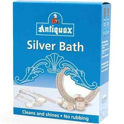Silver Plating Bath - 4 sachets - Makes your silver sparkle