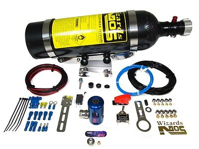 Wizards of NOS Kit - StreetBlaster 150D SB150  - Diesel Dry Nitrous Oxide System