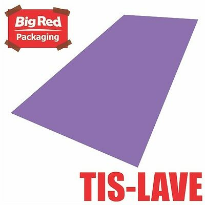 480 x sheets Lavender Colour Tissue Paper Ream Gift Wrap Wrapping Bright Colours
