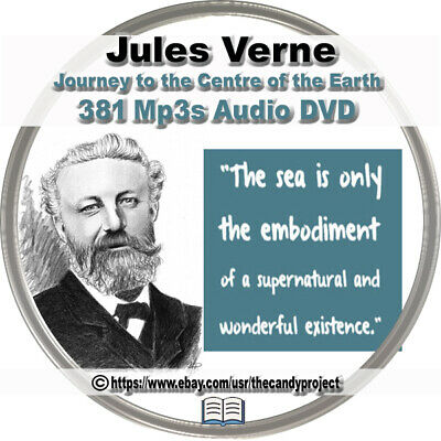 Jules Verne  AudioBooks Around the World in 80 days dvd Abandoned
