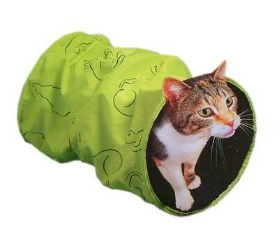 Kitten Cat Small Play Tunnel Toy Activity Great Fun!