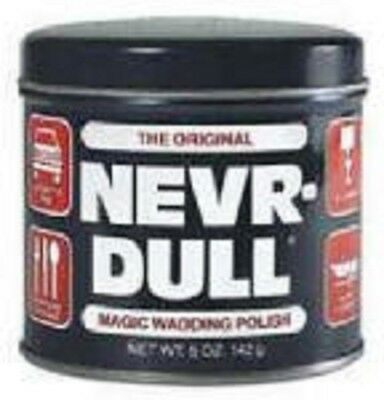George Basch Co The Original (Never) NEVR-DULL Magic Wadding Polish 5 oz