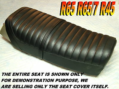 BMW R65 R65/7 R45 seat cover for cowl type seat 278