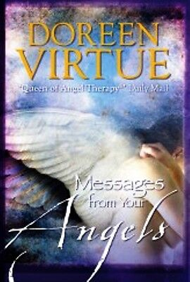 Messages From Your Angels by Doreen Virtue  NEW