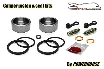Suzuki GSF600 Bandit rear brake caliper piston seal rebuild repair kit 2000 2001