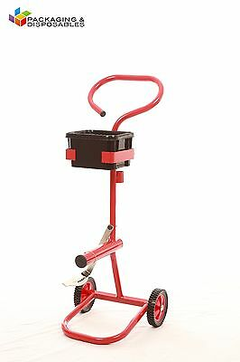 Mobile Pallet Strapping Banding Dispenser Trolley