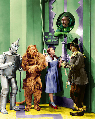 Wizard of Oz -  Classic Hollywood Star Photo Print