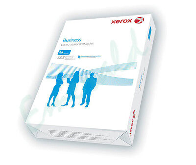 A4 Plain White XEROX Printing Copier Paper 80gsm - 50 Sheets