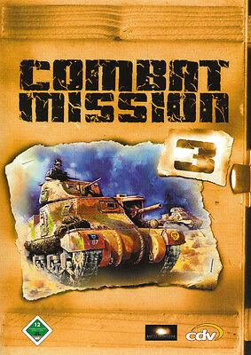 --  COMBAT MISSION 3  --  Top-Game  -  XP