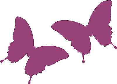 Extra large Butterfly stickers, Pack of 3 - sp.339