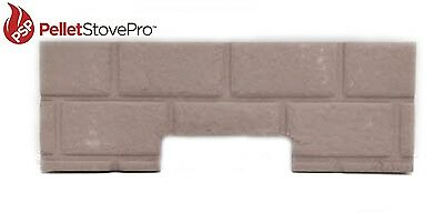 Whitfield Pellet Stove Firebrick Cerra Board for Cascade - 17150025