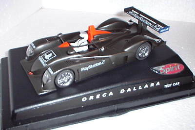 qq SPIRIT 0300401 DALLARA TEAM ORECA SHOW CAR PLAYSATION 2 TEST CAR