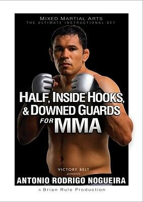 Antonio Rodrigo Nogueira Hooks&downed Guards For Mma Instructional Dvd Mma Bjj