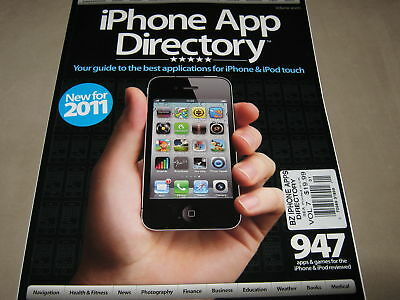 iPHONE APP DIRECTORY Volume 7 2011 947 Best APPS GAMES iPOD Touch NEW See Photos