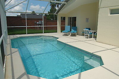 571 4 Bedroom vacation home with pool gated community Disney Orlando Florida