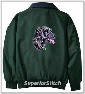 IRISH WOLFHOUND Challenger jacket ANY COLOR B